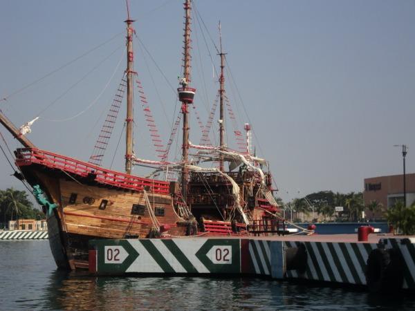 pirate ship cruise in Puerto Vallarta