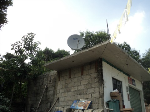 A Small Home in Quimixto