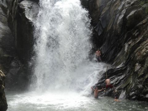 Quimixto Waterfalls