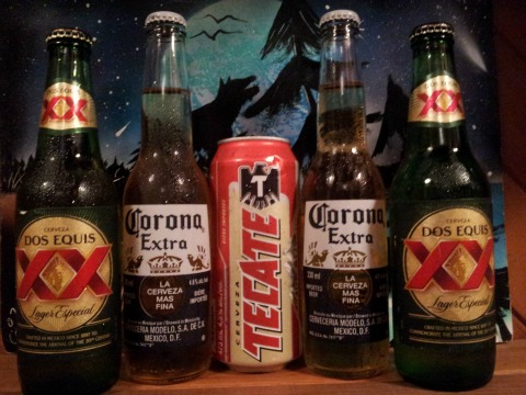 The beers of Mexico are famous worldwide