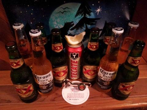 Cerveza Mexican Beer