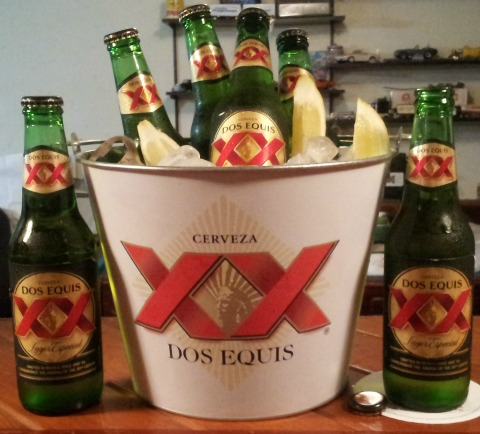 Dos Equis is an excellent Mexican Beer