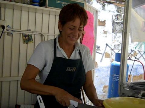 Guadalupe Manriquez AKA The Puerto Vallarta Taco Lady