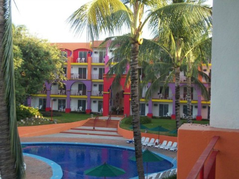Royal Decameron Puerto Vallarta Adult Swimming Pool
