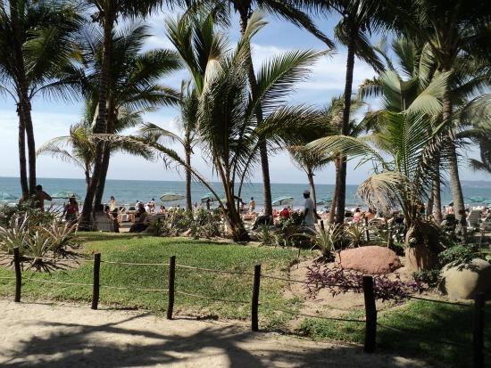 Riu Resorts view overlooking Banderas Bay