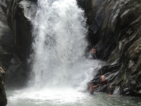 Quimixto Waterfalls